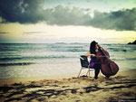 'caribbean cello' (shot in st. thomas, us virgin islands): http://www.wendylaw.com