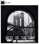 'I bridge I brick I bars I' (shot in dumbo, brooklyn) featured by gang family nyc: http://instagram.com/p/OaiM4TKX0Y/
