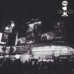 'tonight late' (shot in times square, nyc) featured by icapture nyc black & white: http://instagram.com/p/mjGN1oyIsN/