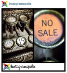 'vintage cash register' & 'no sale' (shot in phoenicia, ny) featured by instagramopolis: http://instagram.com/p/NwZJ0YD-46/