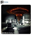 'the bar' (shot at the standard hotel, nyc) featured by kimija: http://instagram.com/p/LRCf-YSnd4/