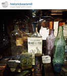 'vintage apothecary' (shot in greenville, ohio) featured by historic bears mill: http://instagram.com/p/hNwze-Bqxs/