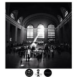 'one in a million' (shot in grand central, nyc) featured by most deserving black & white, icapture nyc black & white and bw square: http://instagram.com/p/miFqO_PAlj/