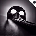 'sleep no more mask' (shot in nyc) featured by gram of the day: http://instagram.com/p/k6_O96NKSr/