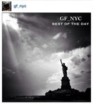 'liberty enlightening the world' (shot in nyc) featured by gang family nyc: http://instagram.com/p/WxpHB3KX_k/