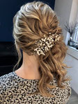 Braut Haarschmuck #Hochzeits Haarschmuck #Handgefertigtes Haarschmuck