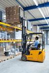Elektrogroßhandel Moelle: Logistik