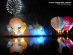 Zwischen Heißluftballons