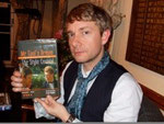MARTIN FREEMAN with Mr Cool's Dream