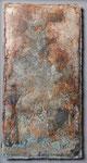 50x27 cm,  auf Seidelbastpapier, schwebend gerahmt, 2019