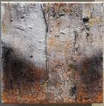 souffle de nature, 20x20x10cm, canvas, 2019