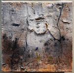 souffle de nature, 20x20x10cm Canvas, 2019