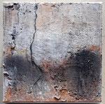 souffle de nature, 20x20x10cm, canvas 2019