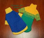 Теплые свитерочки для собачки или котика