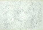 """「めばえ」 """"Sprput"""" 和紙、鉛筆 51×74cm 作家蔵"""