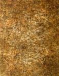 「原風景 09-07」 ケント紙、土、ボンド W112×H150cm 作家蔵