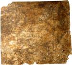 「原風景」 ケント紙、土、ボンド W300×H160cm 作家蔵
