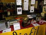 les postes à transistors  Stand RADIOFIL