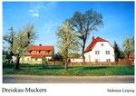 LK002 Dreiskau-Muckern - Dorfansicht Muckern