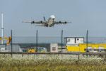 Takeoff A380 ZRH