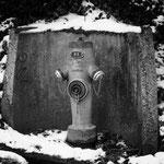 Hydrant an der Schlossgasse