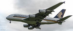 Approach A380 ZRH