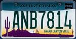 meine Autonummer