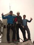 Triglav Gipfel 2864m