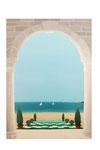 Mare Nostrum (Acrylique sur toile  - 115 x 80 )