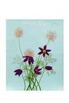 Arrangement floral (Acrylique sur toile - 42 x 34)