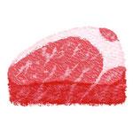 食品イラスト/牛肉