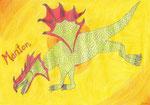Drachen versuch