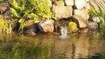 Plätschern des Wassers