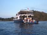 Unser Tauchboot - die Mermaid II
