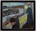 Auf der Verandatreppe (1922-1924)
