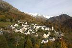 Aydius Itérailles Le village en automne