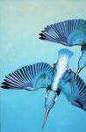 Vögel1, 120 x 80 cm