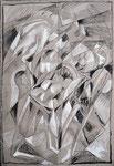 Sessel, Stift, 50 x40 cm