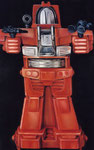 Roboter, 155 x 95 cm