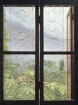 Fenster, 110 x 70 cm