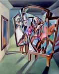 Individualität, 100 x 80 cm