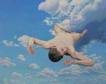 Neverland 1, 100 x 80 cm