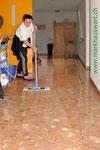 Markhauswart Bodenpflege nass und trocken