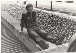 Lutz Heyder, 1972, (verstorben 2002), Studienfreund, Diplomklasse Tafelmalerei 1976 / gesamt  nur 4 Studenten (elitär!) an der Kunsthochschule Dresden,