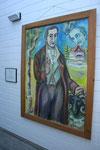 Albrecht Daniel Thaer im Museum Möglin