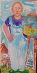 Maler Rozal, Insel Poel