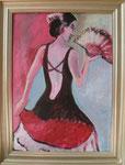 Iris und der Flamenco