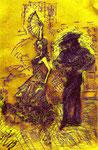 Beim Flamenco