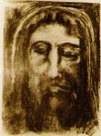 Jesus nach Grabtuch von Turin