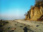 Steilküste Richtung Gollwitz
